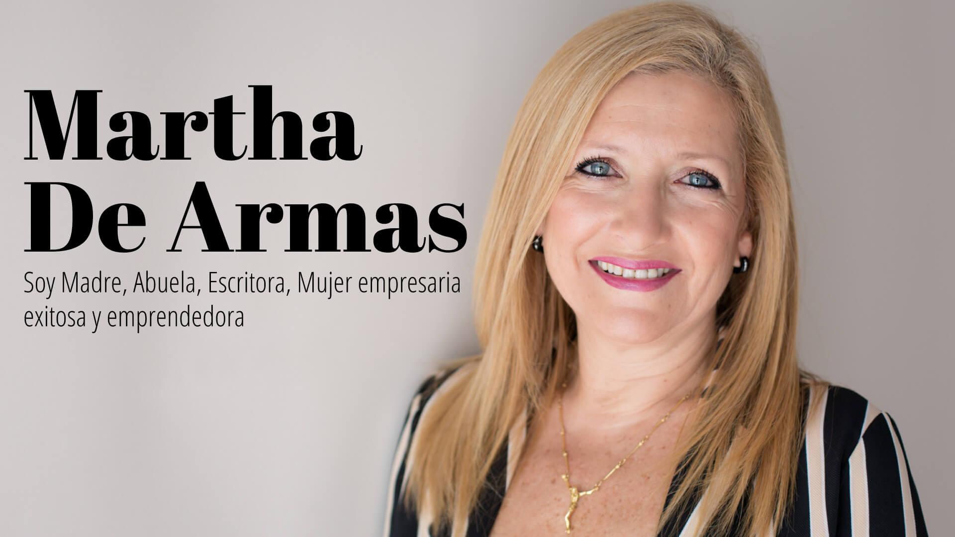 Mentorías de Martha de Armas
